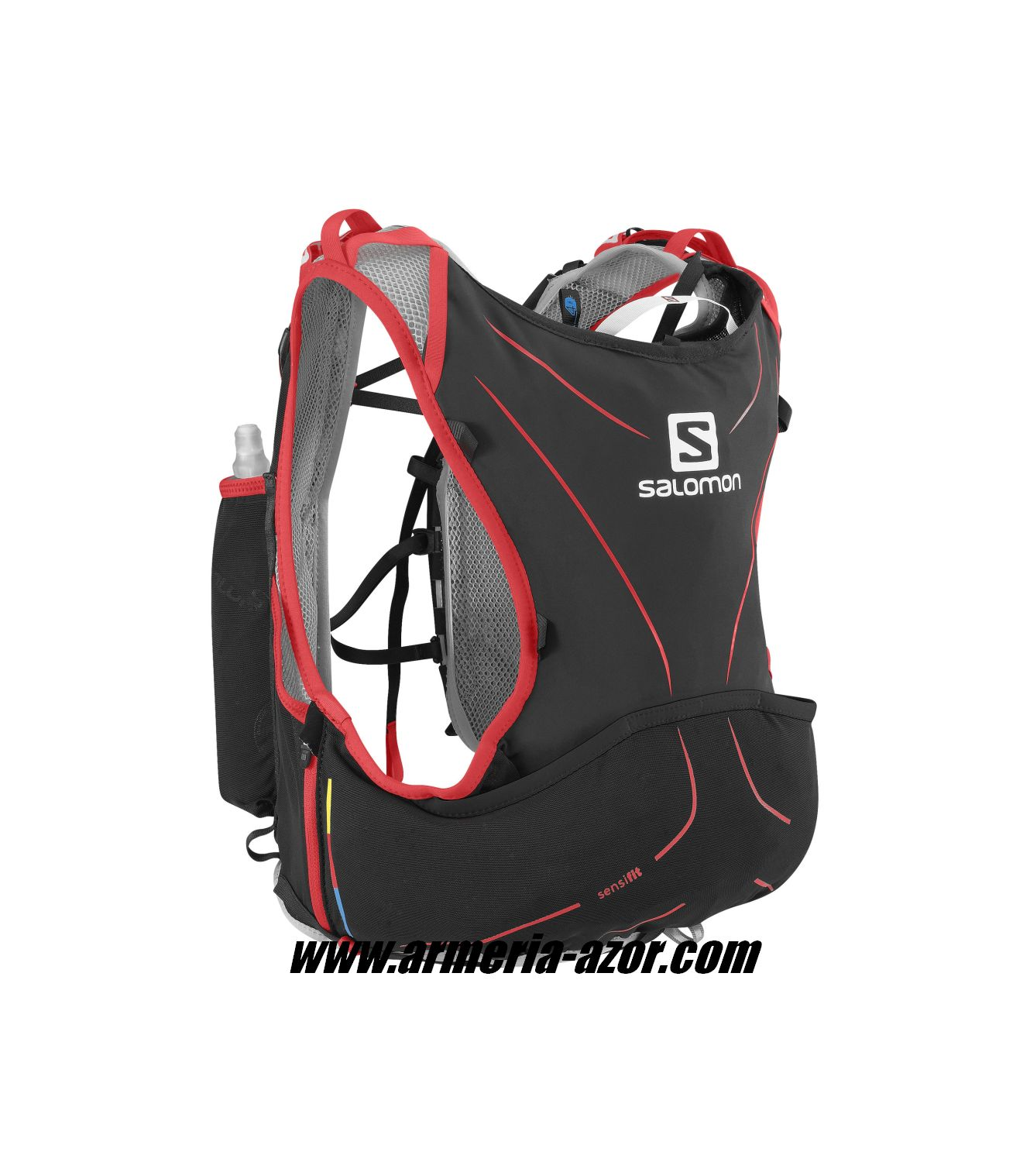 Mochila Salomon Advanced Skin Lab Hydro 5 Set- Portes Gratis